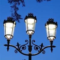 Парковые фонари от производителя