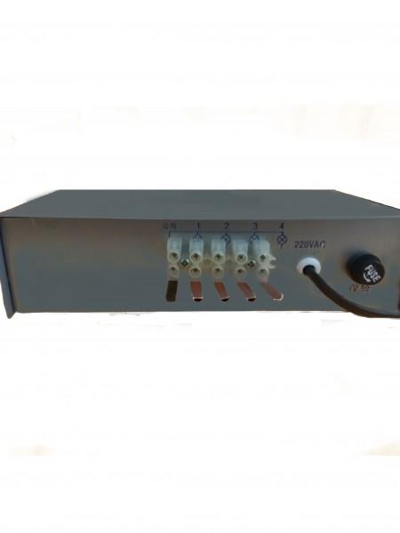 Контроллер без влагозащиты для белт лайт 4-х канальный 4000 Вт