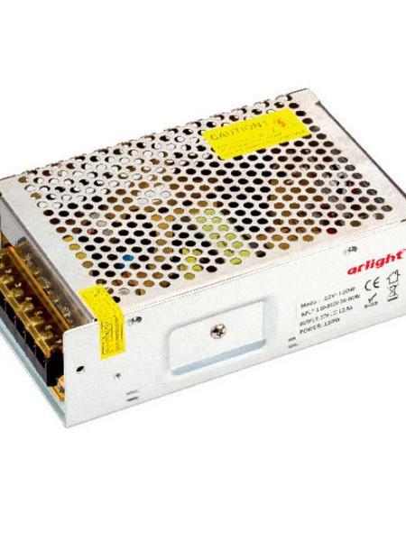 Блок питания LUX перфорированный 12В 150Вт