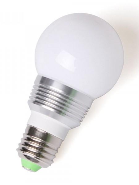 Светодиодная лампа 5 Вт RGB