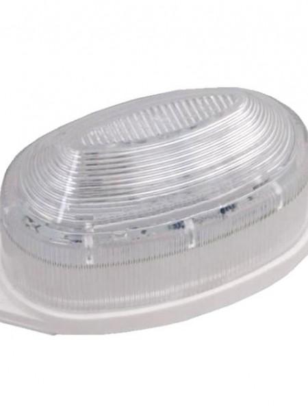 Строб-лампа накладная светодиодная. Белая