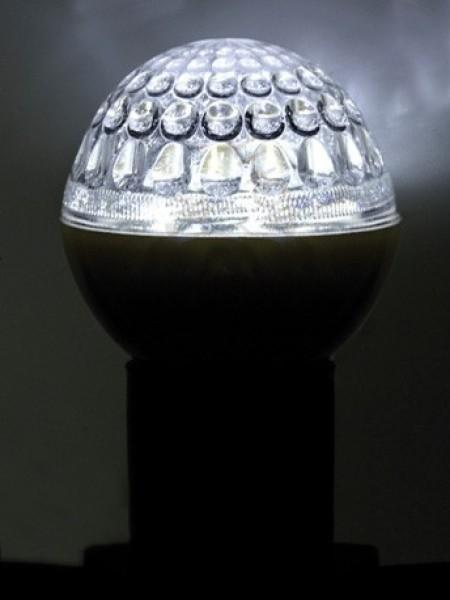 Лампа светодиодная Ø 50 мм, белая