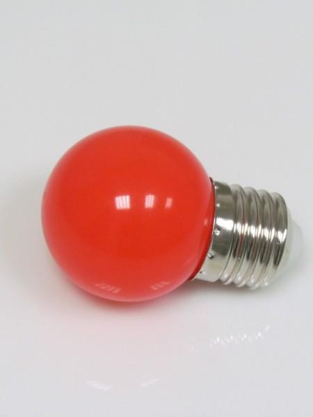 Лампа светодиодная Ø 45 мм, красная