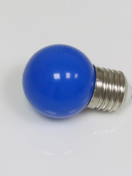 Лампа светодиодная Ø 45 мм, синяя