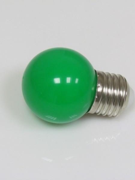 Лампа светодиодная Ø 45 мм, зеленая