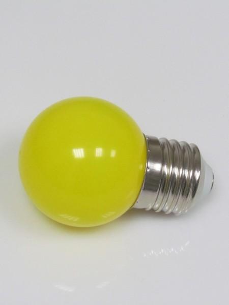 Лампа светодиодная Ø 45 мм, желтая