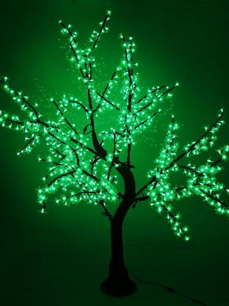 Сакура 762 лепестка. Зеленая