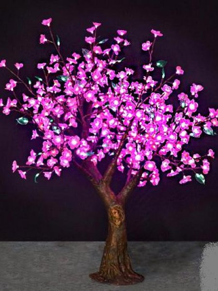 Сакура 762 лепестка. Розовая