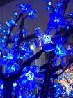 Сакура 3,5 м 2688 лепестков. Синяя