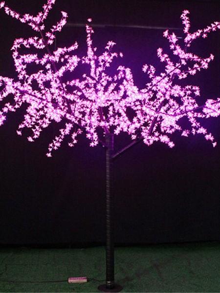 Сакура 1,5м 480 лепестков. Розовая