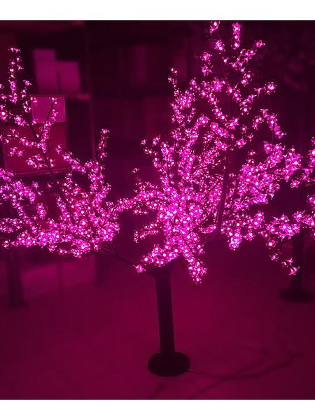 Сакура 2 м 1728 лепестков. Розовая