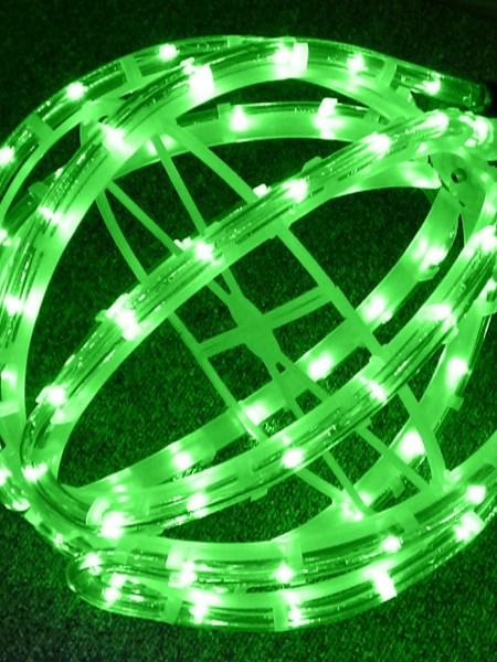 """Светодиодная фигура """"Шар"""" 30 см. Зеленый"""