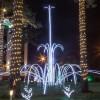 Светодиодные фонтаны и фейерверки