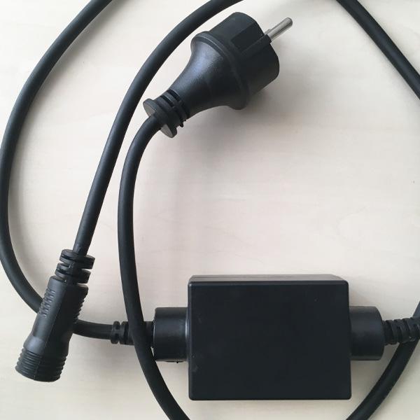 Контроллер для синхронизируемой RGB гирлянды с пультом управления