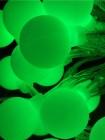 """Светодиодная уличная гирлянда """"Шарики"""" d=25мм. Зеленые"""