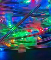 Светодиодный клип-лайт  с флеш-эффектом (мульти)