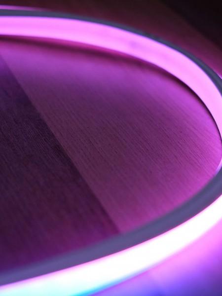 Гибкий неон RGB, SMD 5050, 15х26мм
