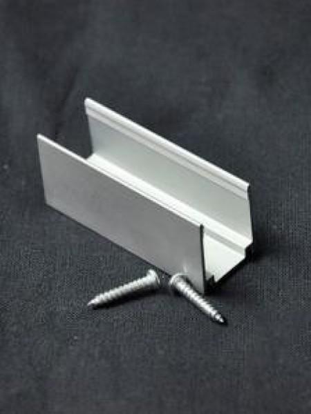 Алюминиевый канал для монтажа гибкого неона УЛЬТРА LED NEON FLEX