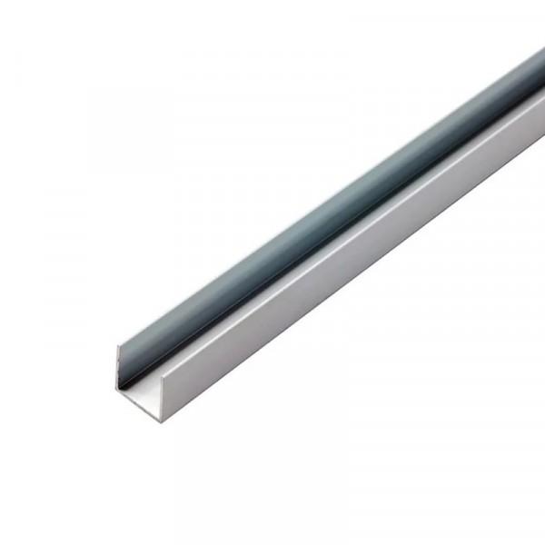 Крепежный канал для профессионального гибкого неона SMD 2835,15Х26мм