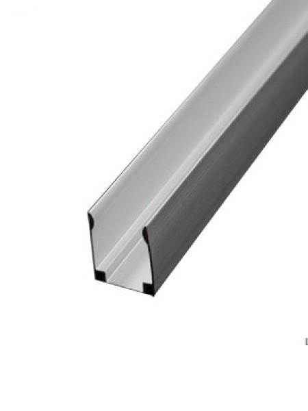 Крепежный канал для LED NEON FLEX 2м