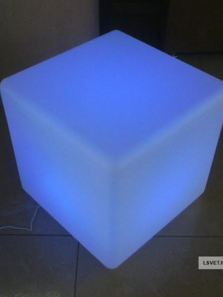 """Стол-табурет """"Куб"""", 500*500мм, RGB"""