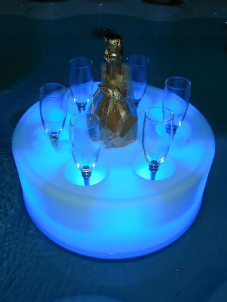 LED поднос-держатель влагозащищенный, 420*180 мм, RGB