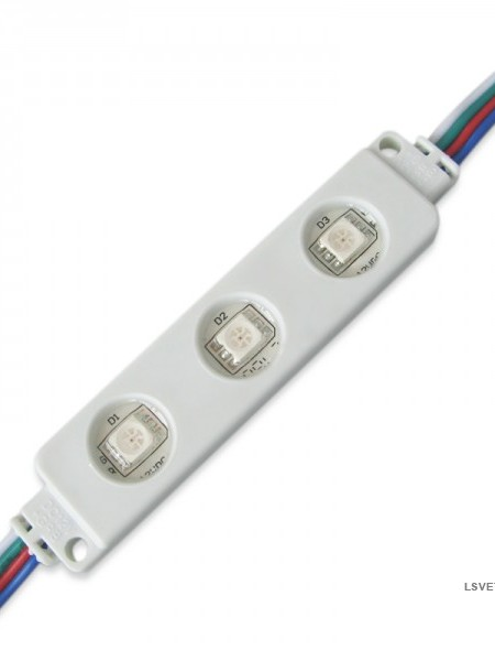Светодиодный модуль SMD5050 RGB
