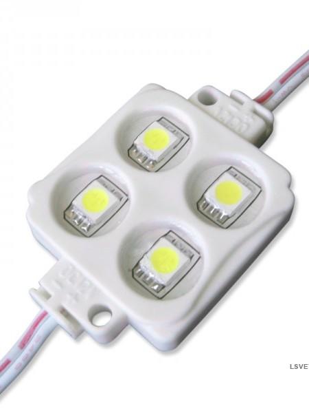 Светодиодный модуль SMD5050 повышенной яркости белый