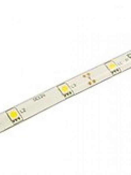 Светодиодная лента LUX герметичная 5050 30 диодов белая