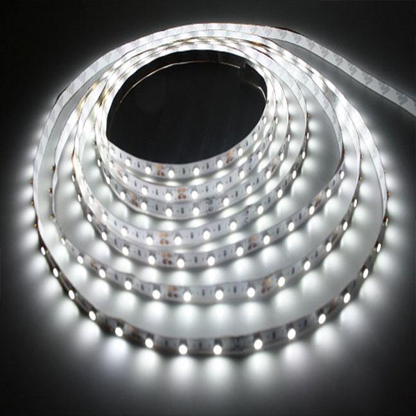 Светодиодная лента ECONOM открытая 3528 60 диодов белая