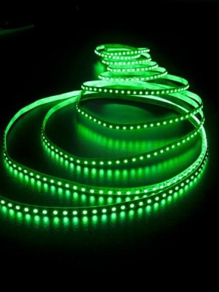 Светодиодная лента LUX герметичная 3528 120 диодов зеленая