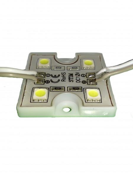 Светодиодный модуль SMD5050 белый