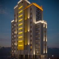 Архитектурная подсветка в Новосибирске под ключ