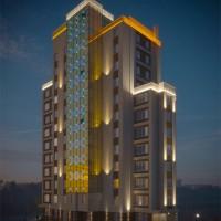 Архитектурная светодиодная подсветка под ключ