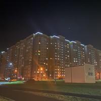 Неоновая архитектурная подсветка в Новосибирске