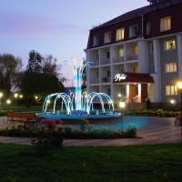 Светодиодный фонтан