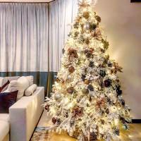 Светодиодные гирлянды для новогодней елки
