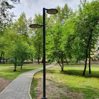 Парковый фонарь для освещения парков и скверов