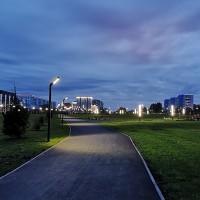 Парковый уличный фонарь от производителя