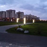 Индивидуальное изготовление парковых фонарей
