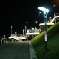 Парковые фонари высотой 2-8м