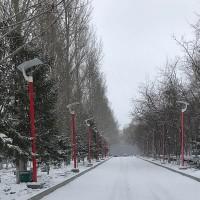 Современные фонари для парков и скверов