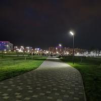 Производство паркового освещения в Сибири