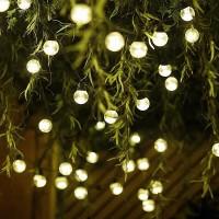 Светодиодные гирлянды с крупными лампочками