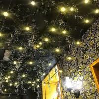 Подсветка светодиодными гирляндами