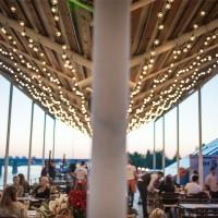 Гирлянды светодиодные для подсветки ресторанов, кафе