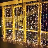 Светодиодные шторы и занавесы