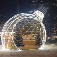 LED материалы для фигур