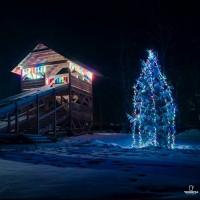 Гирлянды для подсветки елок