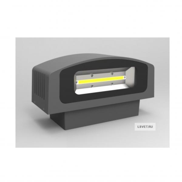 Светодиодный фасадный светильник IS-Dl 10Вт